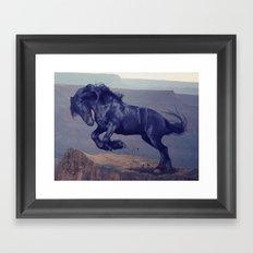 Fearless Framed Art Print