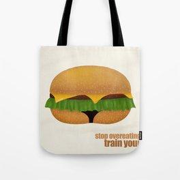 train yourself! Tote Bag