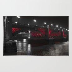 Southwark Bridge London Rug