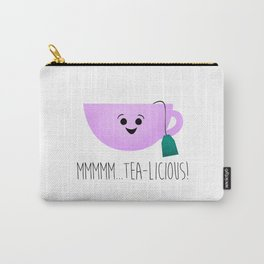 Mmmmm... Tea-licious! Carry-All Pouch