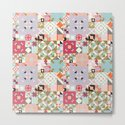 Moroccan Quilt Pattern by piplulu