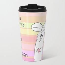If u think i'm not a present... Travel Mug