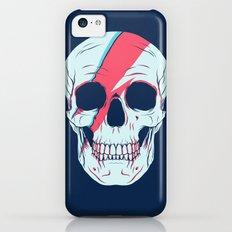 Bowie Skull iPhone 5c Slim Case
