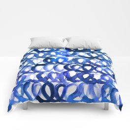 Breaking the waves Comforters