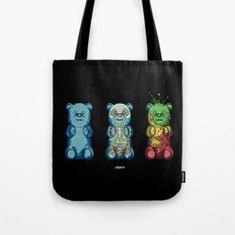 Yummi bears Tote Bag