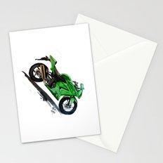 Kawasaki Ninja Stationery Cards