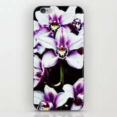 Orchiiiiiiiids. iPhone & iPod Skin