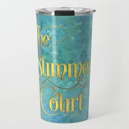The Summer Court Travel Mug