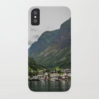 norway iPhone & iPod Cases featuring Norway by Michelle McConnell