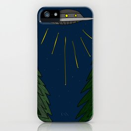 A Lapse in Time iPhone Case