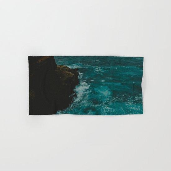 Big Sur Coastal Hand & Bath Towel