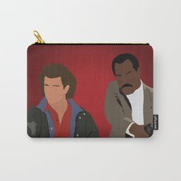 Lethal Weapon - Riggs and Murtaugh Carry-All Pouch