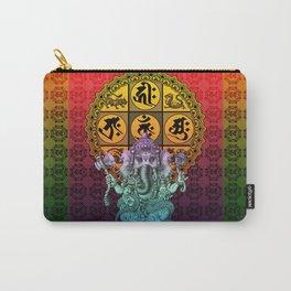 Ganesha Diamond Realm Carry-All Pouch