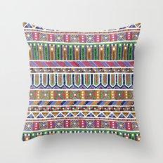 Mosaic N°1 Throw Pillow