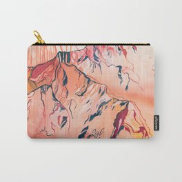 'Golden Hour' Carry-All Pouch