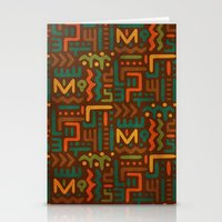 african Stationery Cards featuring African by Arcturus