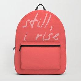 still I rise VI Backpack
