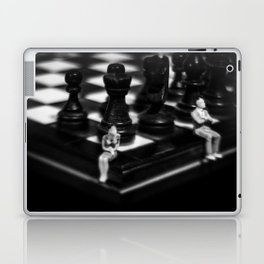 Make a Move Already from the Game of Life Series Chess Laptop & iPad Skin