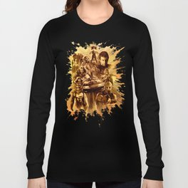 Homage to Mad Max Long Sleeve T-shirt
