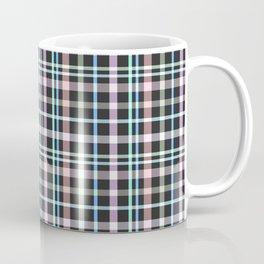 A simple checkered pattern . Coffee Mug