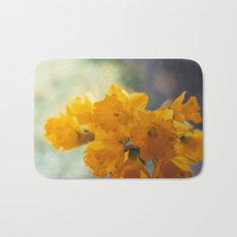 Daffodils Bath Mat