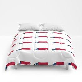 flag of north carolina 2, south,america,usa,Old North State,Tar Heel,North Carolinian,Charlotte,Rale Comforters