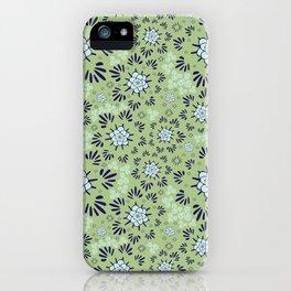 Sakura and the Wind iPhone Case