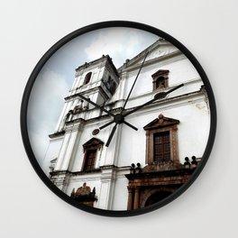 Majestic Church Wall Clock