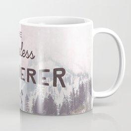 The Hopeless Wanderer Coffee Mug