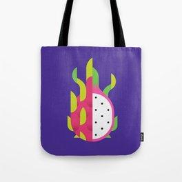 Fruit: Dragon Fruit Tote Bag