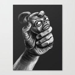 Failed Conquistador  Canvas Print