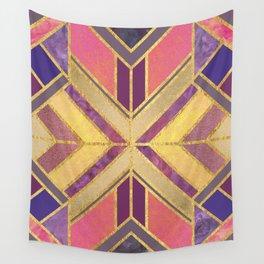 Geo Dream 02 Wall Tapestry