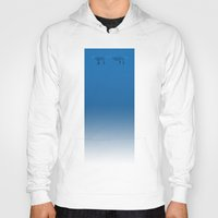 duck Hoodies featuring Duck by rob art | simple