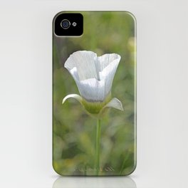 About to Bloom iPhone Case