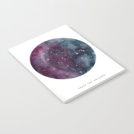 Trust the Universe Notebook