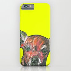 Chihuahua, printed from an original painting by Jiri Bures Slim Case iPhone 6s