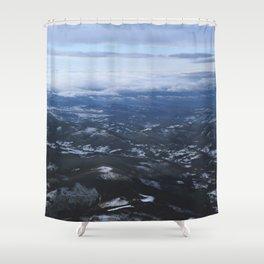 Polish Ammil Shower Curtain
