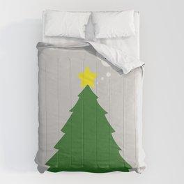Fuck Off Christmas (Less Festive) Comforters