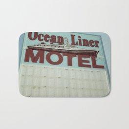 Ocean Liner Motel Bath Mat