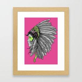 Warrior 3 Framed Art Print