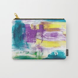 PASSING TIME Carry-All Pouch