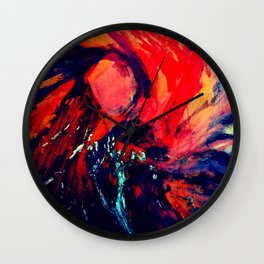 Rotate Spirits  Wall Clock