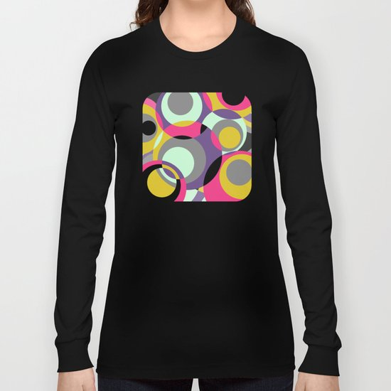 CirclesGame II Long Sleeve T-shirt