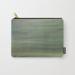 Green Whirlwind Carry-All Pouch