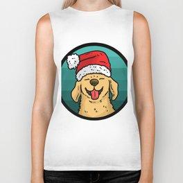Christmas gift Christkind xmas Yule Noel Biker Tank