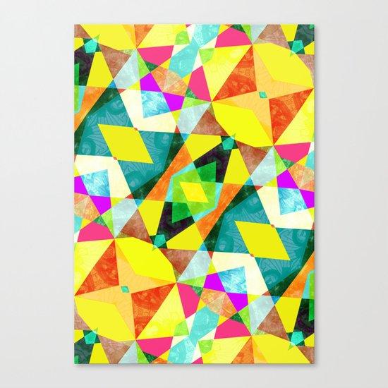 Kaleidab Canvas Print