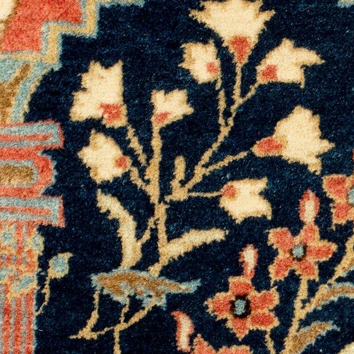 Kashan Poshti  Antique Central Persian Rug Print Leggings