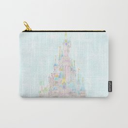 Castle of Sleeping beauty Carry-All Pouch