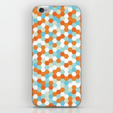 Honeycomb | Fish Bowl iPhone & iPod Skin