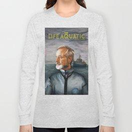 The Life Aquatic with Steve Zissou Long Sleeve T-shirt
